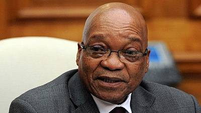 ANC is united against opposition - Zuma