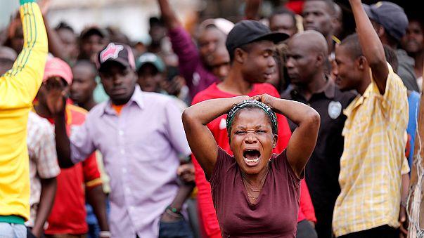 Feszültség Kenyában