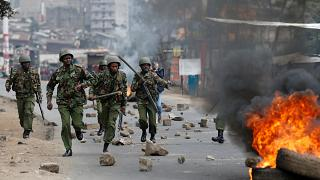 Kenia: Krawalle mit Polizei nach Wahlen