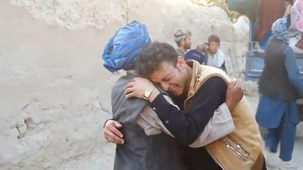 روایت اهالی میرزا اولنگ افغانستان و گروگانهای آزاد شده از کشتار خانوادههای خود