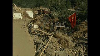 Dos terremotos en China dejan una veintena de muertos