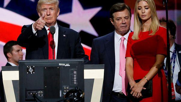 منزل مدیرسابق کمپین انتخاباتی ترامپ تفتیش شد