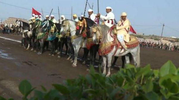 مهرجان دار بوعزة : تقليد مغربي يتجدد في كل عام