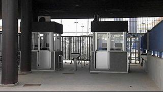 Ceuta cierra la frontera una semana al paso de mercancías