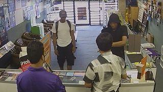 ΗΠΑ: Έμποροι σταμάτησαν ένοπλη ληστεία εις βάρος τους