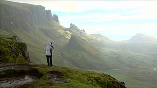 Tourist hordes descend on the Isle of Skye