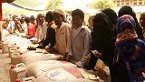 خطر المجاعة يهدد حياة أكثر من 20 مليون شخص حسب الأمم المتحدة