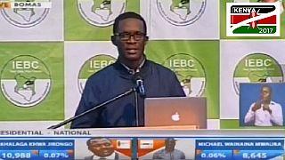 Kenya : la Commission électorale dément le piratage de son système informatique