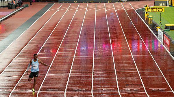 IAAF допустила Маквалу к забегам на 200 м