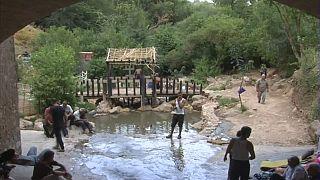 شاهد:بحيرة ثامدا أوسيرغي بتيزي وزو مياه باردة و مناظر طبيعية خلابة
