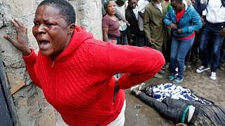 Varios muertos en las protestas contra el fraude electoral en Kenia