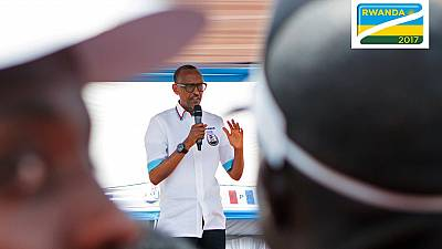 Rwanda vote final results: Paul Kagame won poll with 98.8%