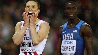 Londres2017: Norueguês surpreende e conquista ouro nos 400m barreiras