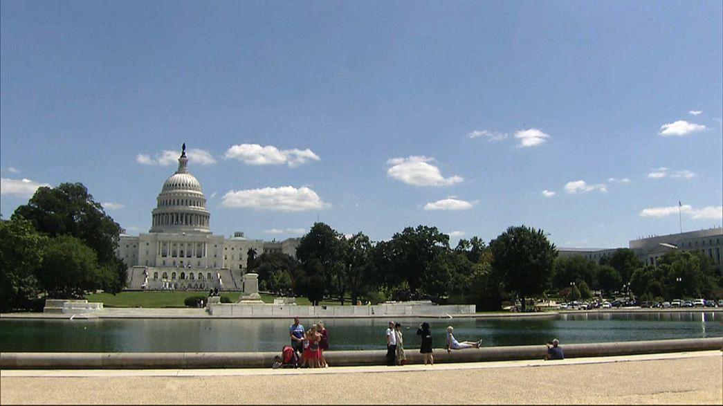 Russian surveillance plane causes stir in skies over Washington