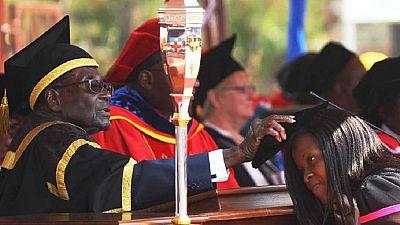 Image result for Criticism over Mugabe's $1 billion university in Zimbabwe