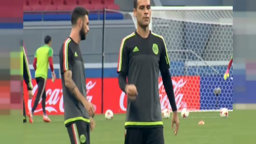 Mexican football star, Rafa Marquez, denies links to drug trafficking