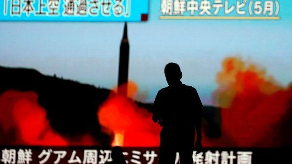 Corea del Norte ultima un ataque con misiles sobre la bases militares estadounidenses de la isla de Guam