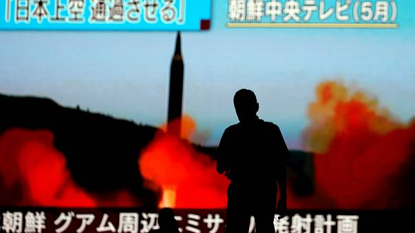 North Korea readies Guam missile strike plan