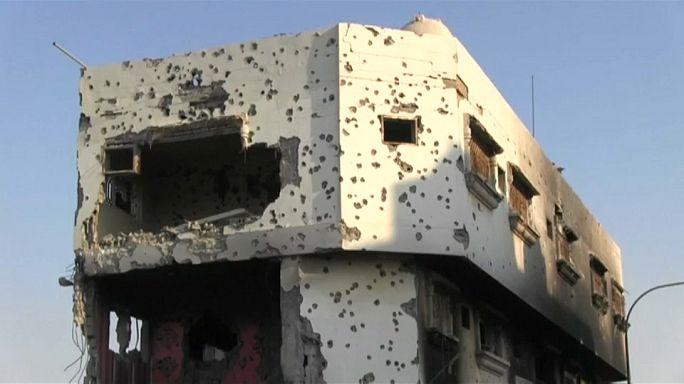 Saudis machen schiitische Stadt platt