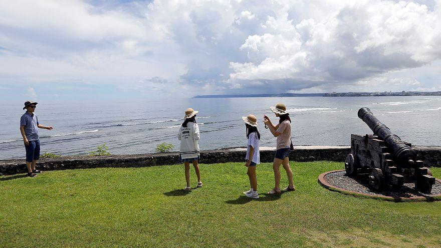 Tous les détails du plan d'attaque de l'île de Guam