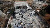 الجيش الإسرائيلي يهدم منازل في الضفة الغربية