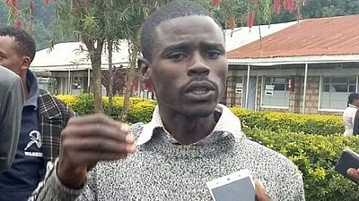 23-year-old student who campaigned on foot wins Kenyan MP seat