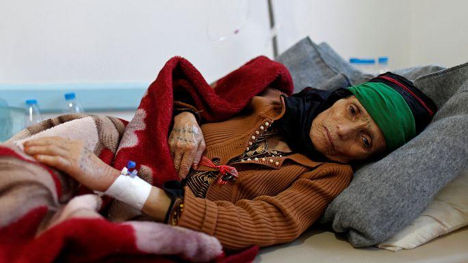 المنظمات الدولية تدق ناقوس الخطر بسبب تفشي الكوليرا في اليمن