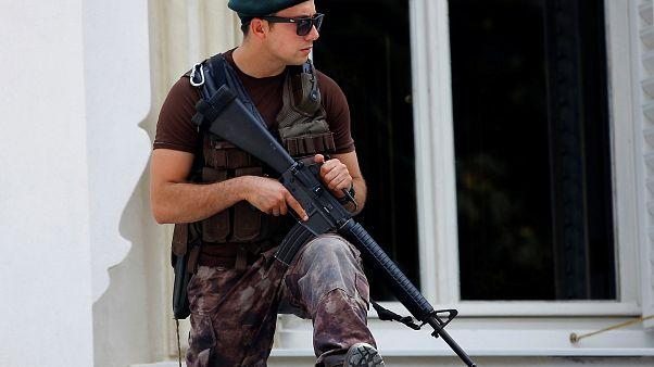 Elfogtak egy feltételezett orosz merénylőt Törökországban