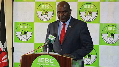 Kenya's EC confirms 'unsuccessful' election hack, calls for patience