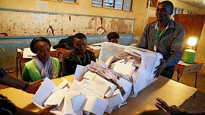 """Kenya : des élections """"largement pacifiques"""""""