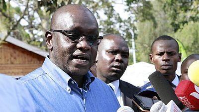 Kenya presidential candidate concedes early defeat, congratulates Kenyatta