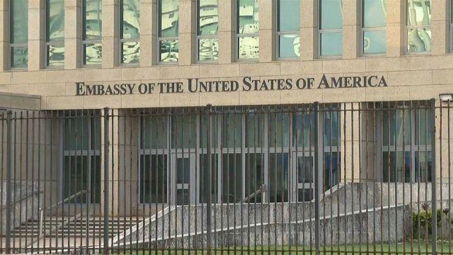 ABD Kübalı diplomatları sınır dışı etti