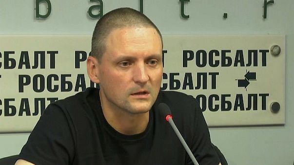 """Удальцов: """"Я не сломлен"""""""