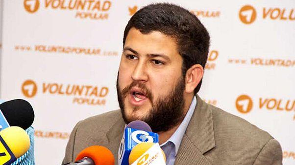 """David Smolanski """"il mondo non volti le spalle al Venezuela"""""""