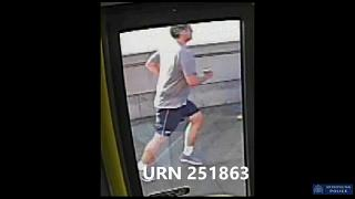 Police make arrest over jogger pushing woman into path of bus