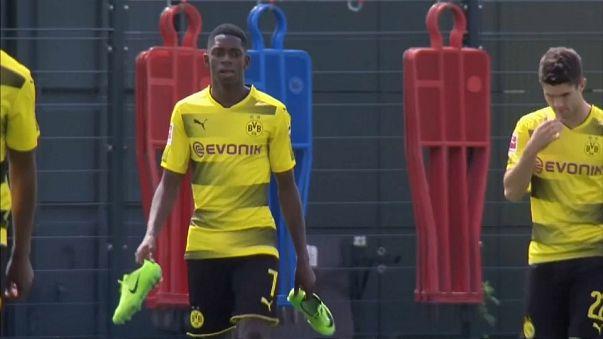 Borussia Dortmund suspendiert Dembélé