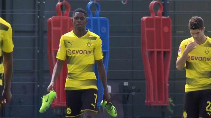 Dembele'nin Barcelona'ya transferinde pürüz çıktı
