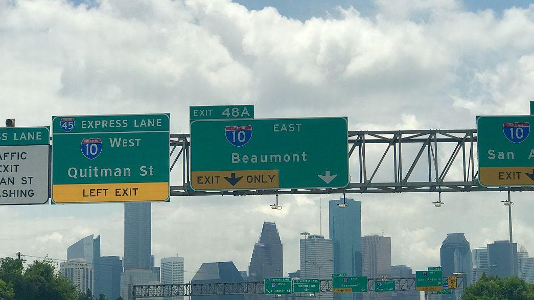 Half day in Houston