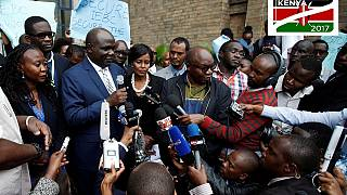 Kenya elections body insists it will announce results of presidential polls