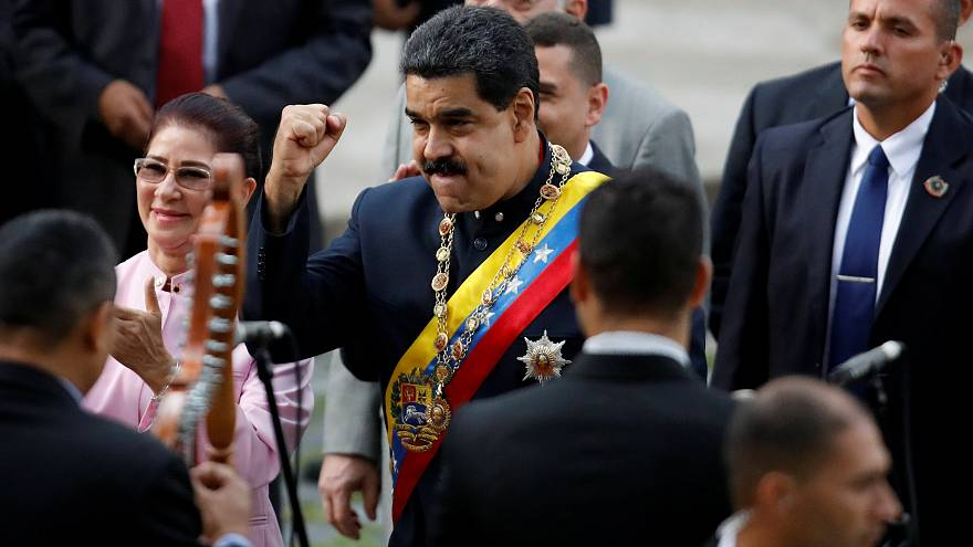 Venezuela's Maduro pushes for talks with President Trump