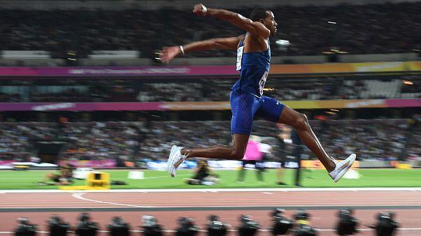 Jumping for Joy: World Athletics latest winners