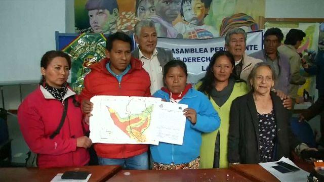 Finger weg vom Nationalpark! Indigene Bevölkerung begehrt auf
