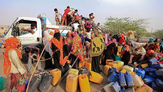 التحالف العربي بقيادة السعودية يدعو الأمم المتحدة لادارة مطار صنعاء
