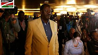 Observers have not helped Kenyans - disappointed Odinga speaks