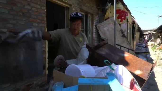 Peking greift in Elendsvierteln durch