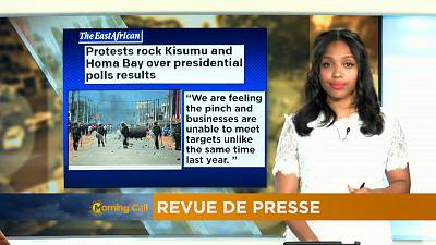 Press Review of August 10, 2017 [The Morning Call]