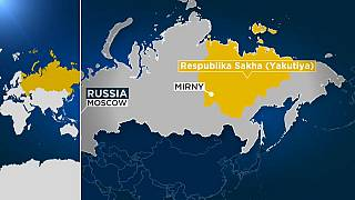 Miners remain missing at Russia largest diamond pit