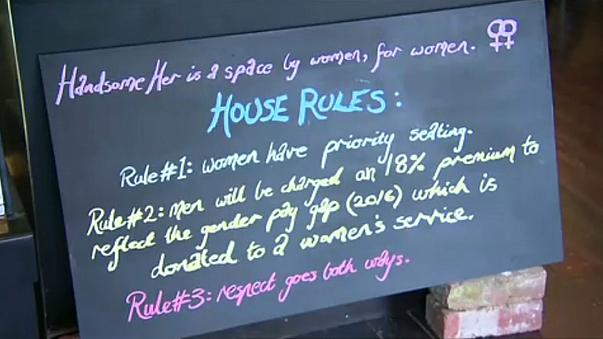 Männer sollen in australischem Café mehr bezahlen