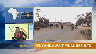 Kenyans await declaration of election results [The Morning Call]