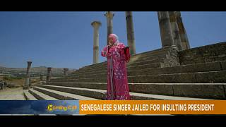 Senegalese artiste Amy Colle Dieng in prison [The Morning Call]